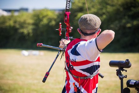 Archery GB Training Camp